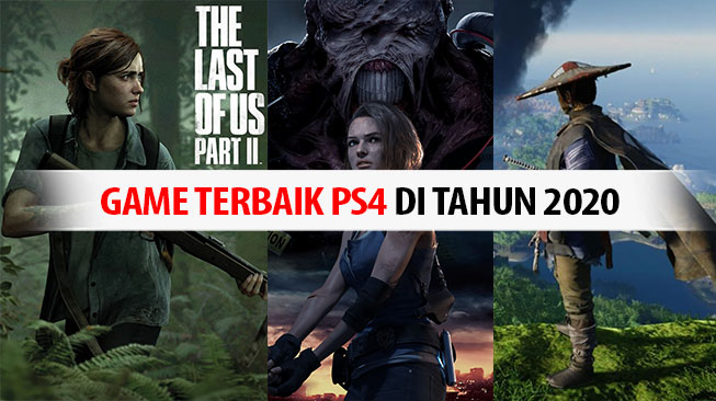 Game PS4 2020