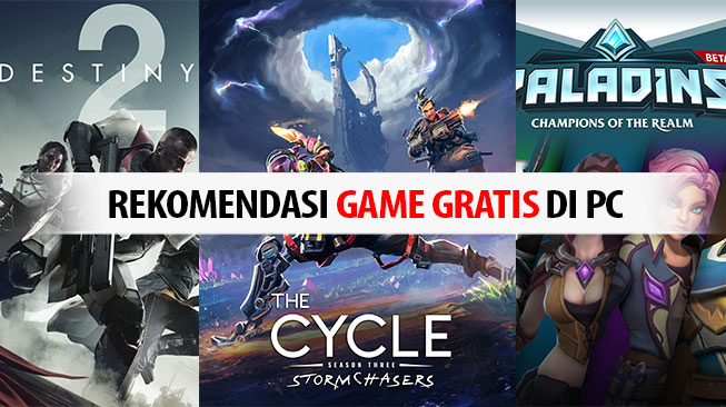 Game Gratis di PC